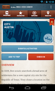Travel Texas - screenshot thumbnail
