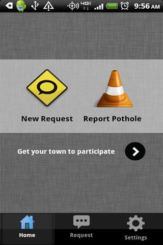 Pothole Alert 311 - screenshot