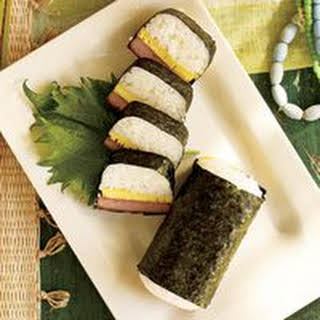 Spam Musubi Sauce Recipes.