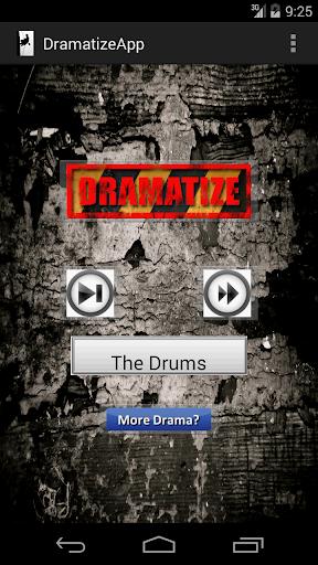 Dramatize Background Music