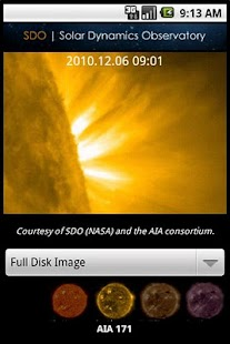 SDO: Solar Dynamic Observatory - screenshot thumbnail