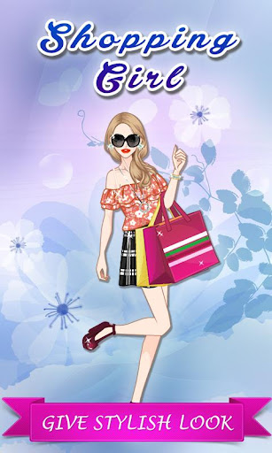 Shopping Girl Dress Up Games