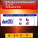 Determinant 2x2 Matrix APK