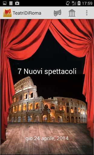 Teatri di Roma
