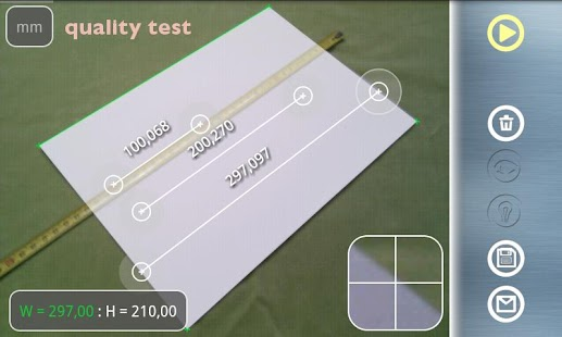 Partometer3D - photo measure - screenshot thumbnail