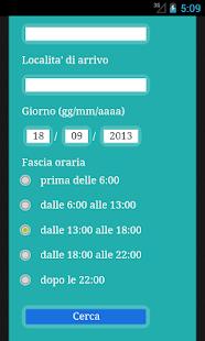 Orari Treni Italia - Gratis - screenshot thumbnail