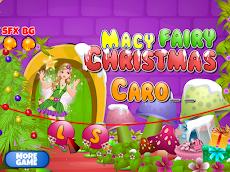 フェアリーケーキクリスマスゲームのおすすめ画像1