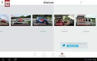 Screenshot of AutoWeek Video