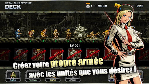 METAL SLUG DEFENSE  captures d'écran 3