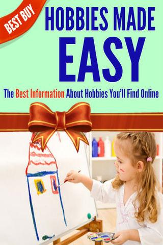 Hobbies Made Easy