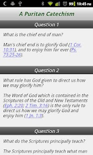 A Puritan Catechism - screenshot thumbnail