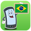 Brazilian applications icon