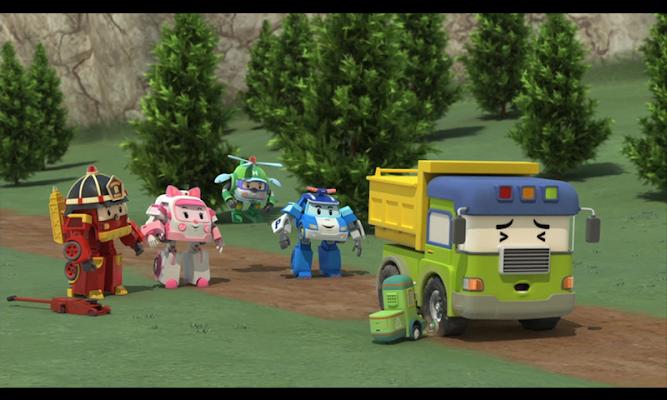로보카 폴리2 공식 VOD+액션카메라무료 by 토모키즈 - screenshot
