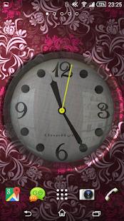Clock and Calendar 3D 6