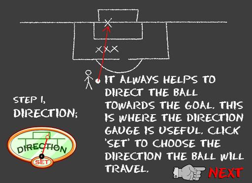 クラシックフリーキックサッカー|玩體育競技App免費|玩APPs