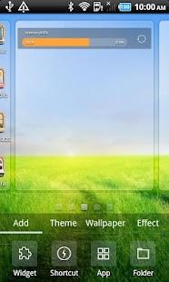 Go Back To_Turbo EX Theme - screenshot thumbnail