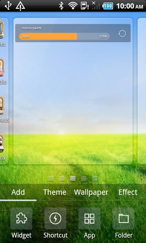 Go Back To_Turbo EX Theme - screenshot