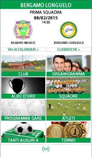 Ssd Bergamo Longuelo