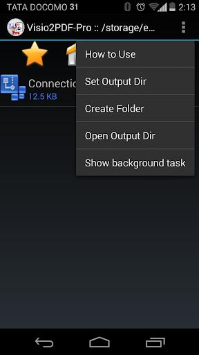 【免費商業App】Visio to PDF Converter Pro-APP點子