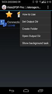Visio to PDF Converter Pro