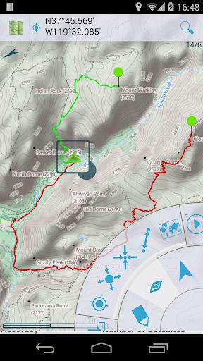 GPS Essentials 4.4.25 screenshots 2