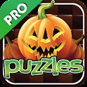 Halloween Puzzles Pro icon