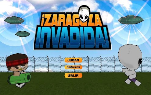 Zaragoza Invadida