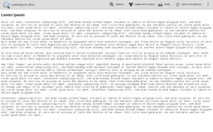 Office Documents Viewer (Full) Screenshot 8