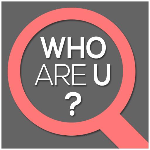 WHO ARE U : 스마트폰 분실대비/분실방지! LOGO-APP點子