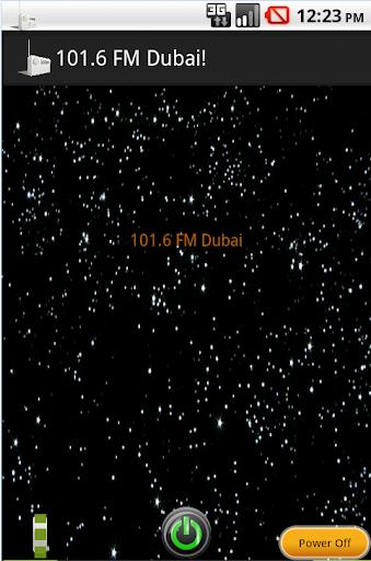 Radio Player 101.6 FM Dubai