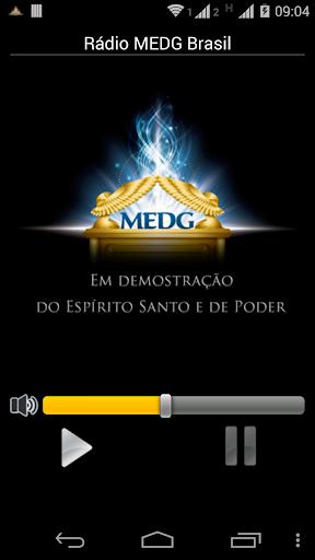 Rádio MEDG Brasil