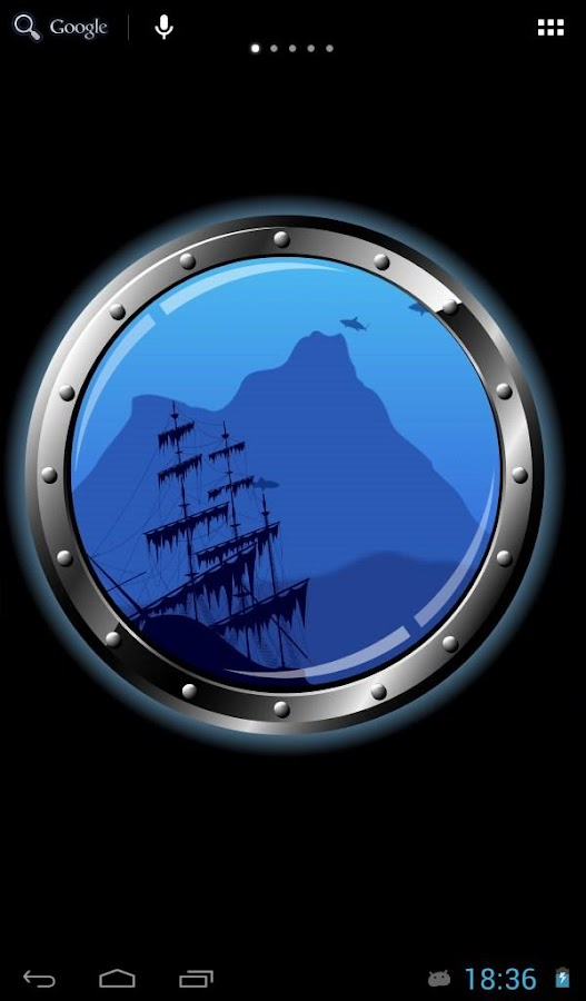 Porthole- screenshot
