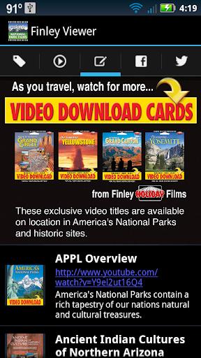 【免費旅遊App】National Park Films-APP點子
