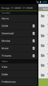 Fo File Manager screenshot 1