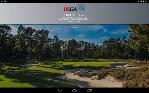 U.S. Open Golf Championship Screenshot 5