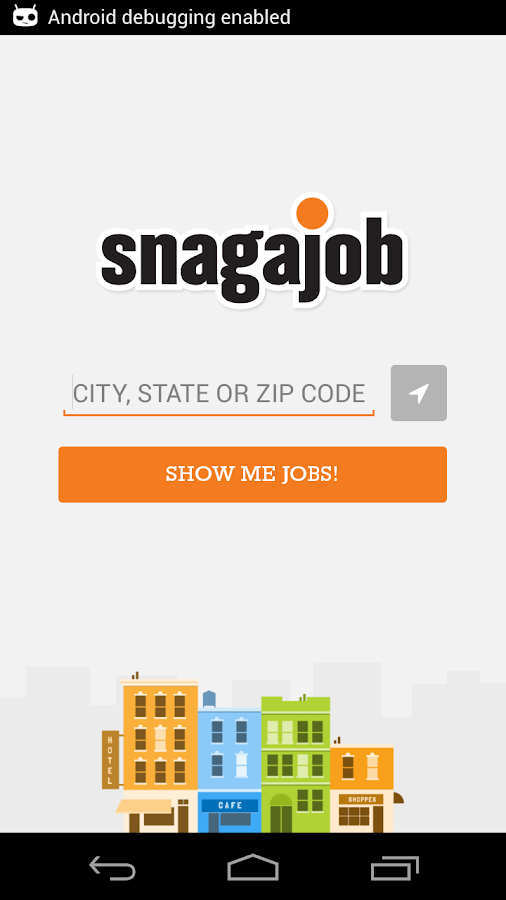 Job Search - Snagajob - screenshot