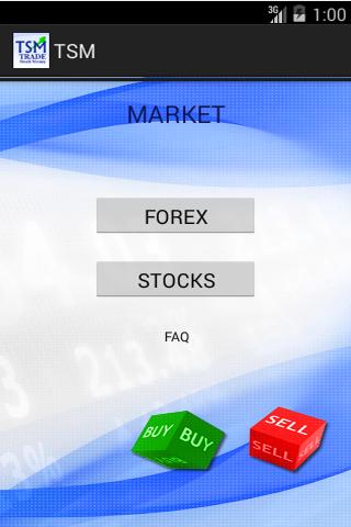 Trade Stock Money TSM