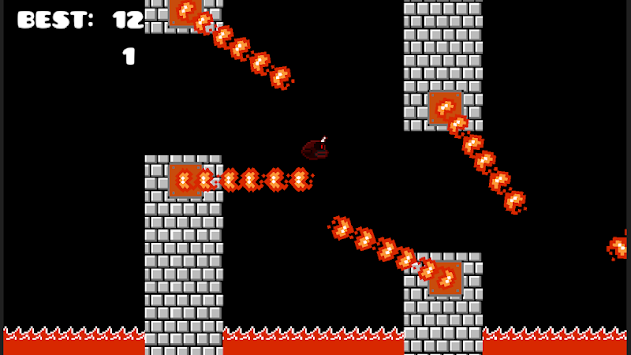 Clappy Devil Bird GoGoGo! apk screenshot