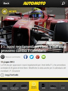Automoto.it- miniatura screenshot