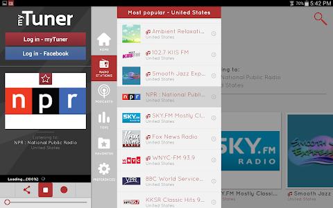 myTuner Radio Pro v4.0.15