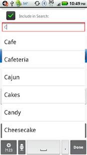 Dessert- screenshot thumbnail