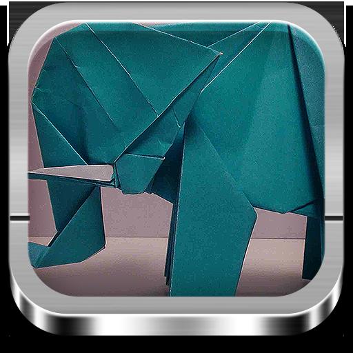 Learn Origami! LOGO-APP點子