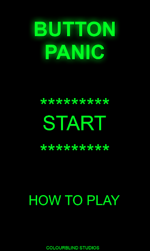 Button Panic