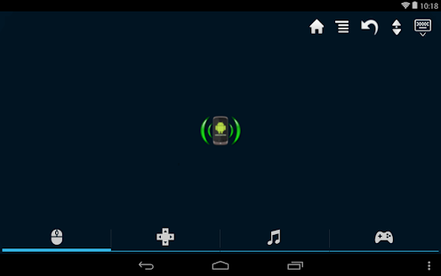 DroidMote Client - screenshot thumbnail