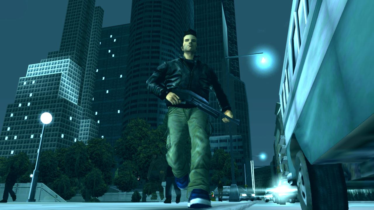 Grand Theft Auto 3- screenshot