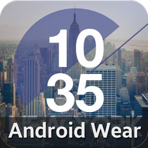 Watch Face Android - City 工具 App LOGO-APP試玩