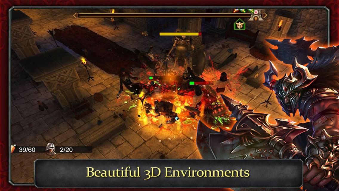 Demonrock: War of Ages- screenshot