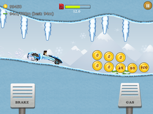 Gry Up Hill Racing: Car Climb (apk) za darmo do pobrania dla Androida / PC/Windows screenshot
