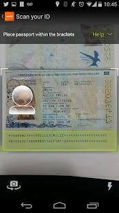 easyJet– miniatura da captura de ecrã