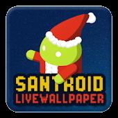 Christmas Santroid LWP Full
